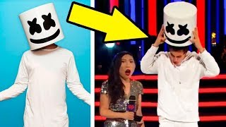 Video 5 FAMOUS FACES FINALLY REVEALED! MP3, 3GP, MP4, WEBM, AVI, FLV Oktober 2018