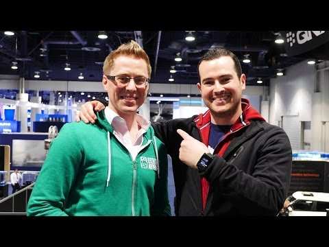 Rettinger - Darcy LaCouvee takes some time to talk tech with Jon Rettinger from Techno Buffalo at CES 2014. Subscribe to our YouTube channel: http://www.youtube.com/subs...