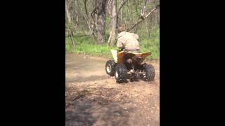 10. Can am ds 250 atv a 2014