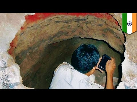 tunnel - Three men were arrested in the Indian city of Haryana under suspicion of robbing a bank by digging a tunnel that gave them access to the vault. Police quoted by the BBC said the three men...