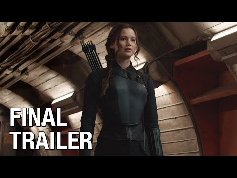 The Hunger Games: Mockingjay, Part 1 (Final Trailer 'Burn')