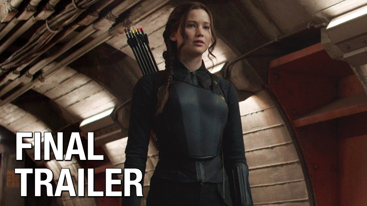 MOVIES: The Hunger Games: Mockingjay - Part 1 - Final Trailer