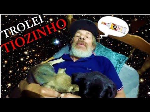 COLOQUEI ÁGUA NA CACHAÇA DO TIOZINHO !! jonatan santos