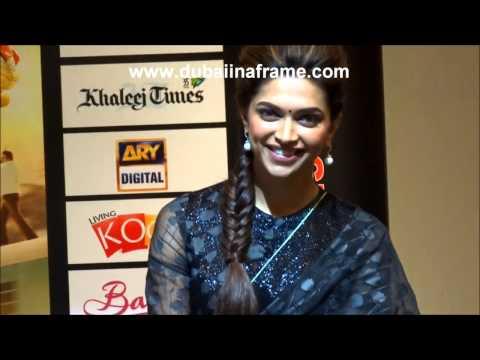 Chennai Express – Shah Rukh Khan & Deepika Padukone in Dubai – Part 2