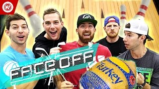 Video Dude Perfect Thanksgiving Turkey Bowling | FACE OFF MP3, 3GP, MP4, WEBM, AVI, FLV Februari 2019