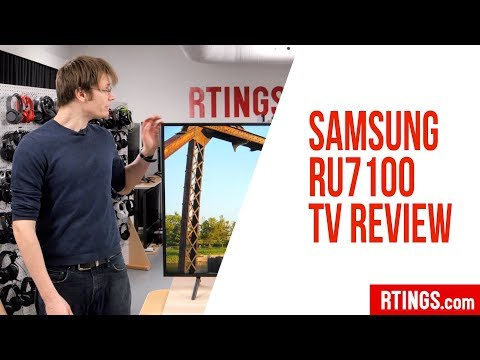 Samsung RU7100 TV Review - RTINGS.com