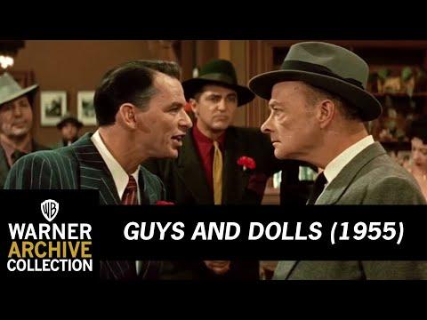 Guys and Dolls -  Lt  Brannigan Clip