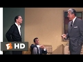 "Ocean""s 11 (1960) - 50% of Something Scene (4/10) 