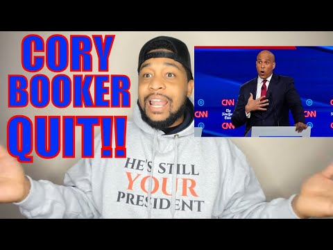 CORY BOOKER never had a chance