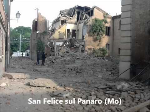 YouTube Video - Terremoto 20 maggio 2012 - danni in provincia di Modena