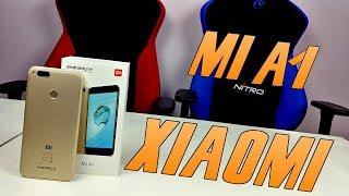 Xiaomi Mi A1 64GB / 4GB RAM / Gold - test, recenzja, review smartfona z Android One