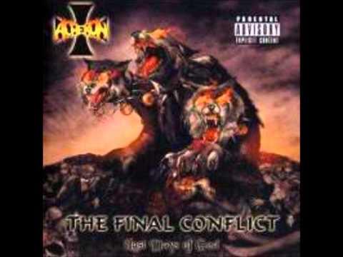 ACHERON - the final conflict last days of god - LP 2009 - (Funeral Industries)