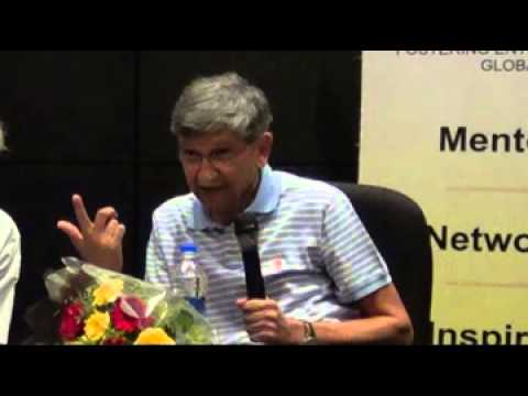 TiE Pune My Story Session with Mr. Ajay Shirke of Cadence Academy - 8th Nov_8