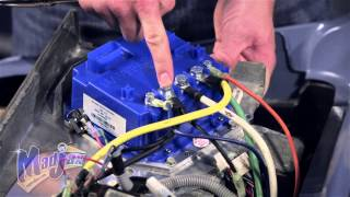 10. Torque Controller for Club Car Precedent 2008.5 and Newer | How to Install Video | Madjax® Golf Cart
