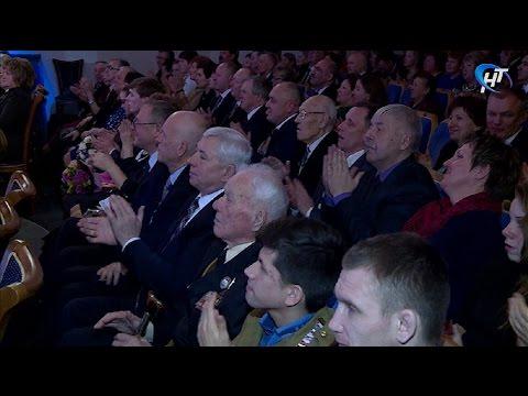 На губернаторском новогоднем приеме были подведены итоги уходящего года