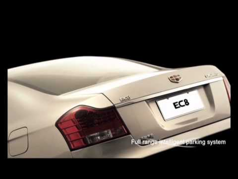 GEELY EMGRAND8 ENGLISH