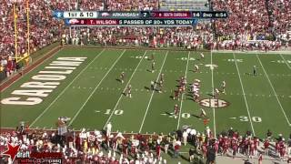 Jadeveon Clowney vs Arkansas (2012)