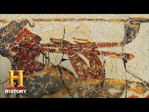 Ancient Aliens: Alien Technology and the Walls of Jericho (Season 8) | History