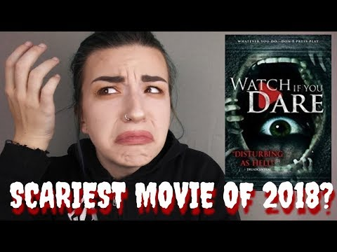 WATCH IF YOU DARE (2018) - REVIEW & REACTION - WORST MOVIE EVER?!