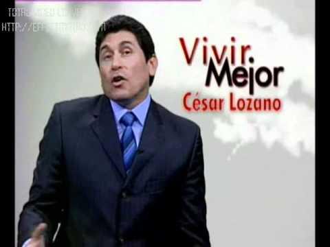 Dr. Cesar Lozano. Chismes