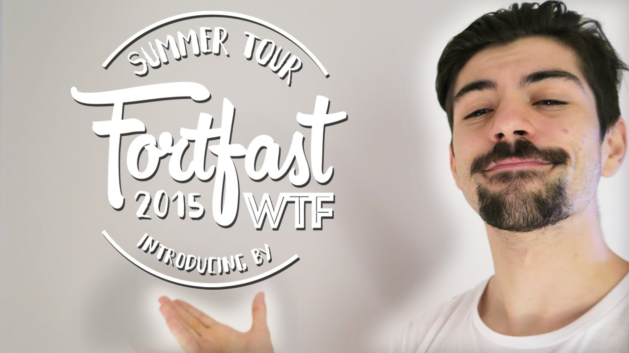 Llega el FORTFAST SUMMER TOUR