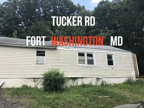 Tucker RD Fort Washington MD -  Outside Walk Around Only