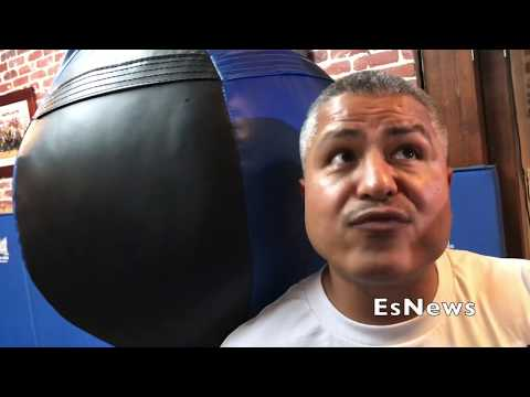 Why Mikey Did Regular Training Camp Not 12 Weeks Like Easter EsNews Boxing