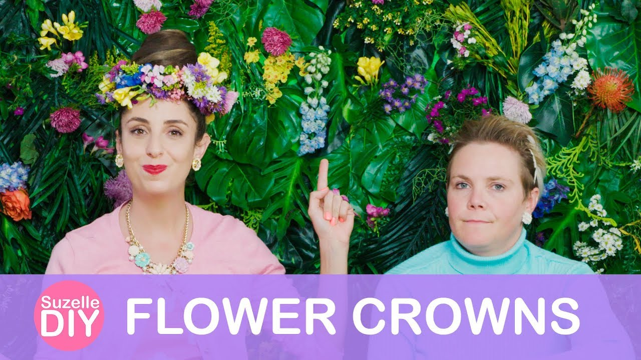 How to make Flower Crowns-graphic