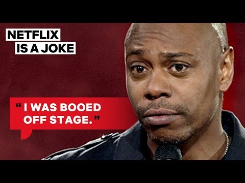 Dave Chappelle Smoked Too Much Weed In Detroit | Netflix Is A Joke