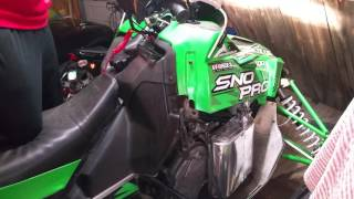 4. Snopro 500 Speedwerx Can / Silencer