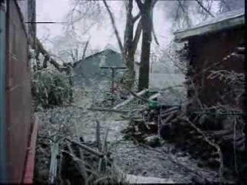 January 12th-14th, 2007 Ice Storm Springfield, Missouri