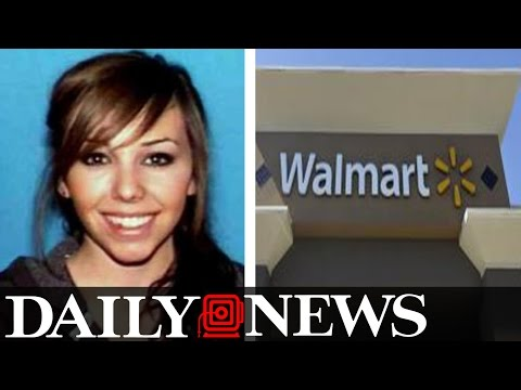 Missing woman's body was in Walmart parking lot