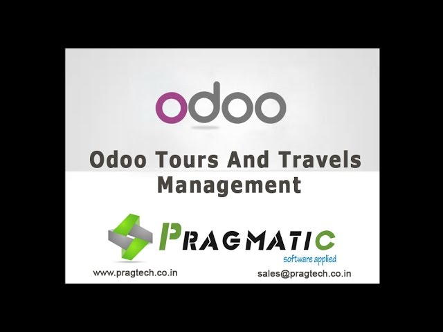 Odoo OpenERP 8 Tours And Travels Management