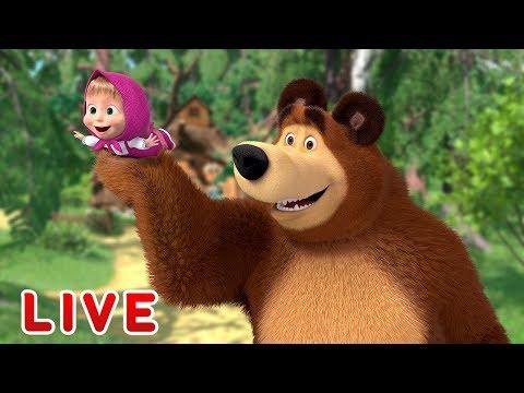 Masha und der Bär - 🤪 Keine Zeit für Langeweile! 📺 Schau mal Zeichentrickfilme!