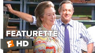 Nonton The Post Featurette - Dream Team: Meryl Streep & Tom Hanks (2017) | Movieclips Coming Soon Film Subtitle Indonesia Streaming Movie Download