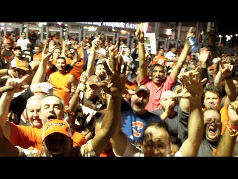 Browns fans' excitement spills into Cleveland streets after first win since 2016