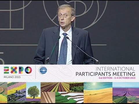 IPM2013. Welcome Remarks - Piero Fassino