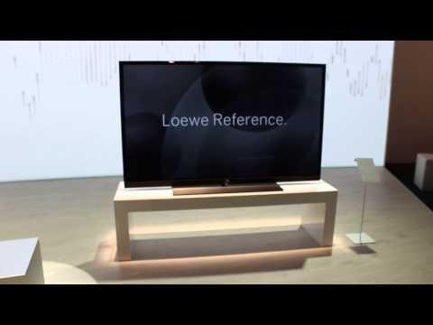 Loewe Reference 4K Fernseher auf der IFA 2014