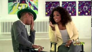 """Happy"" Makes Pharrell Williams Cry - YouTube"