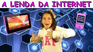 Video A LENDA DA INTERNET - PRESA DENTRO DO COMPUTADOR MP3, 3GP, MP4, WEBM, AVI, FLV Oktober 2018