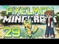 Minecraft: Pixelmon Let's Play w/Mitch! Ep. 29 - POKEMON STADIUM! (Pokemon Mod)