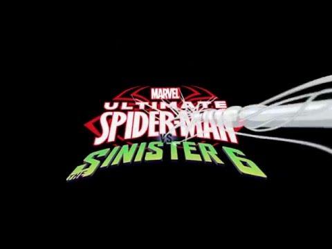 Ultimate Spider-Man Season 4 (Promo)