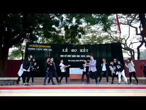 [Sơ kết HKI 2015-2016] Nhảy hiện đại