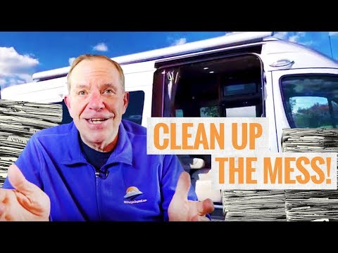 RV Organization Ideas and Record Keeping on the Road | RV Living vlog