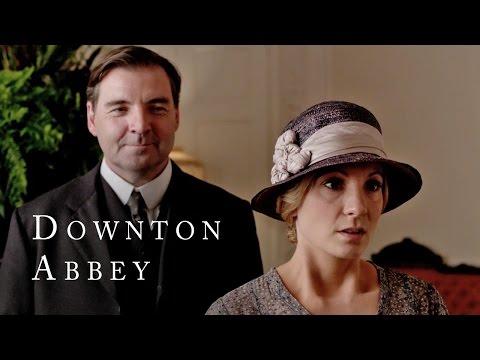 Anna and Mr. Bates Go to Dinner | Downton Abbey | Season 4