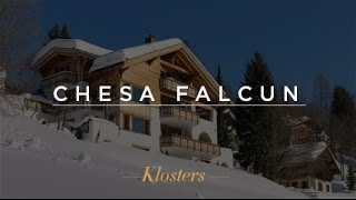 Klosters Switzerland  city photos gallery : Chalet Chesa Falcun - Luxury Ski Chalet Klosters, Switzerland