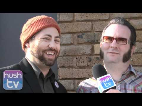 HUSH TV Interview – Slam Dunk Festival 2011
