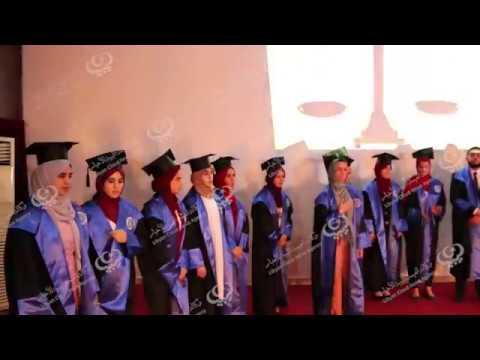 تنظيم مسابقة لمحكمة صورية لـ (25) خريجا بكلية القانون صرمان