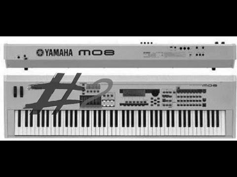 Modo Voice tutorial Yamaha MO8/MO6-ita