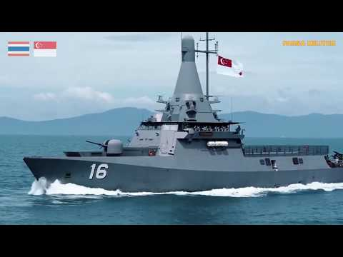 Singsiam 2018 -  Thailand and Singapore Navy Exercise
